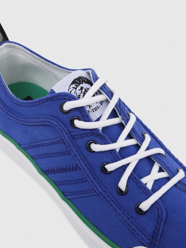 Diesel - S-ASTICO LC LOGO W, Blu Brillante - Sneakers - Image 4