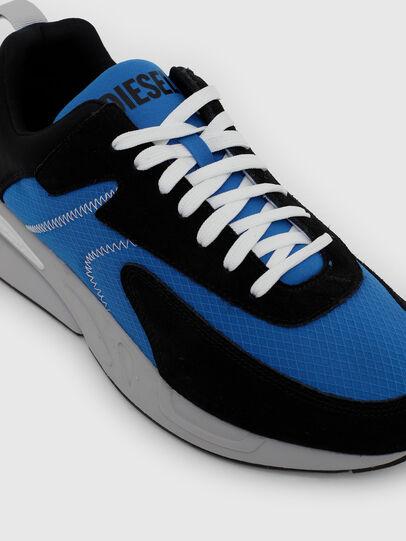 Diesel - S-SERENDIPITY LOW CU, Nero/Blu - Sneakers - Image 5