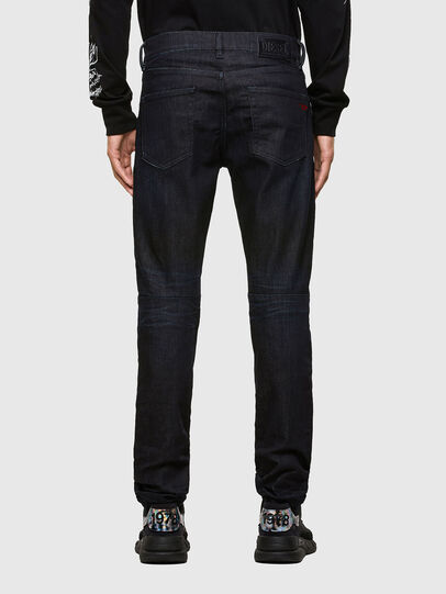 Diesel - D-Strukt 009MP, Blu Scuro - Jeans - Image 2