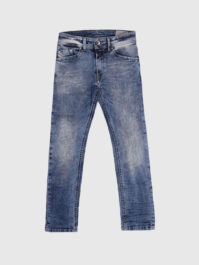 Diesel - DARRON-R-J-N, Blu Chiaro - Jeans - Image 1