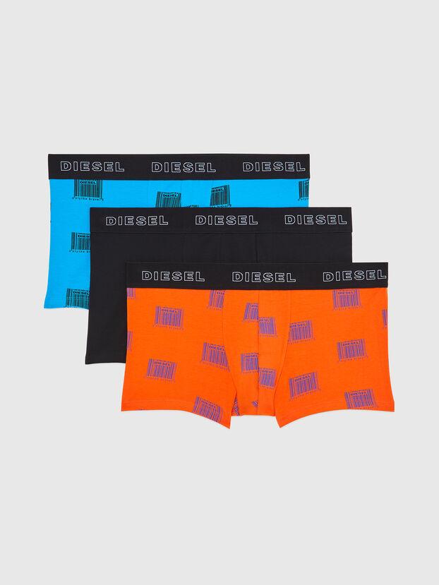 UMBX-DAMIENTHREEPACK, Arancione/Nero - Boxer stretch