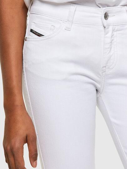 Diesel - Slandy 086AC, Bianco - Jeans - Image 3
