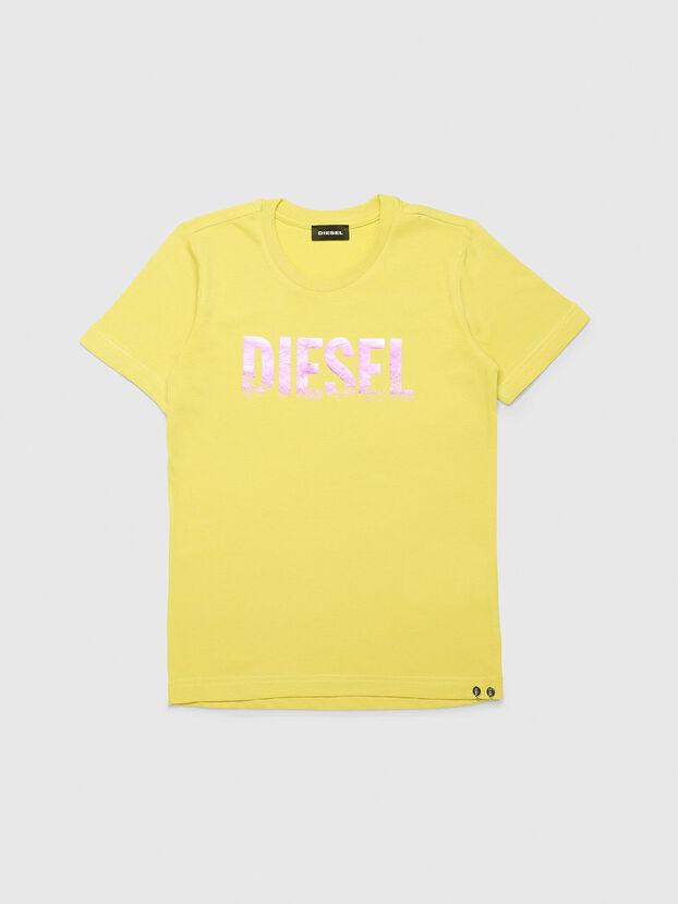 TSILYWH, Giallo - T-shirts e Tops