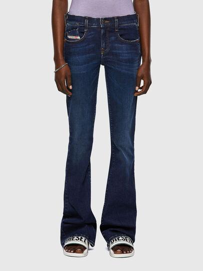 Diesel - D-Ebbey 09A30, Blu Scuro - Jeans - Image 1