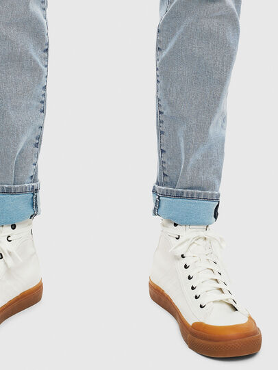 Diesel - D-Strukt 009BP, Blu Chiaro - Jeans - Image 7