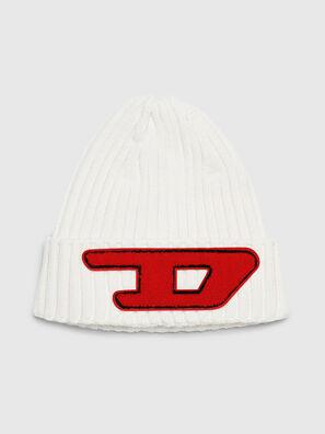 K-CODER-D, Bianco - Cappelli invernali