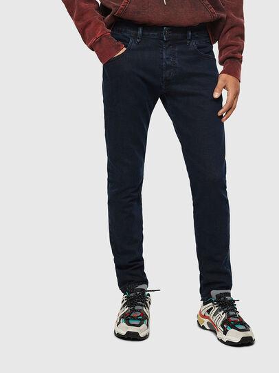 Diesel - D-Bazer 084LC, Blu Scuro - Jeans - Image 1