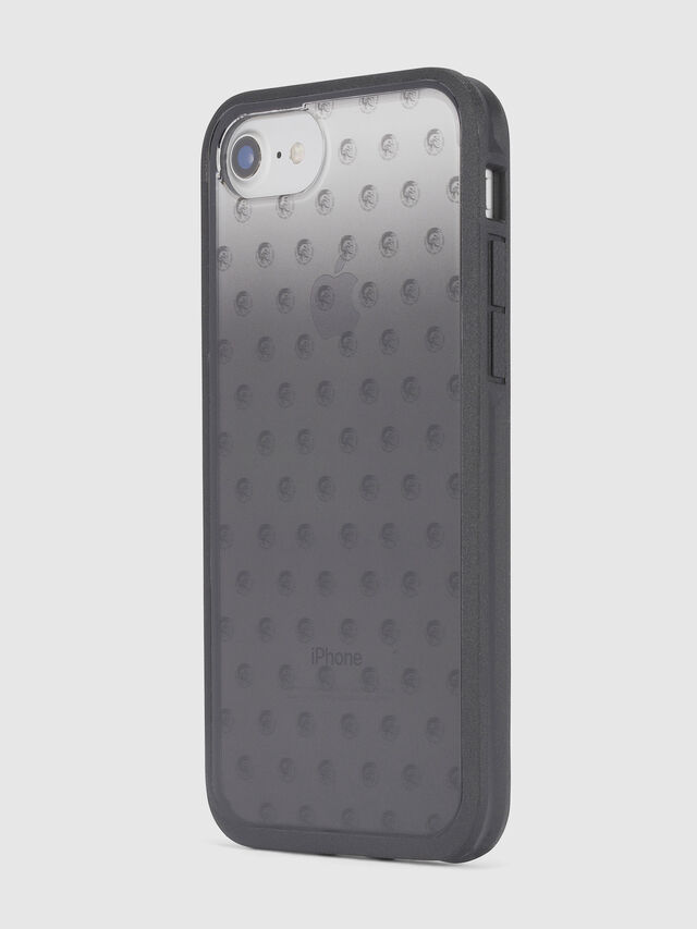 Diesel - MOHICAN HEAD DOTS BLACK IPHONE 8/7/6s/6 CASE, Nero - Cover - Image 5