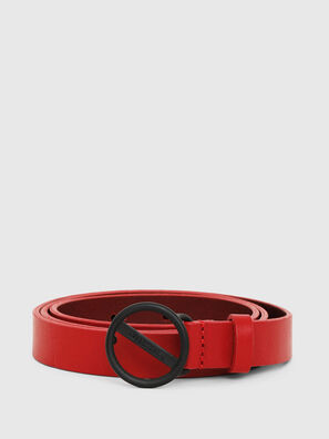 B-BOUND, Rosso Fuoco - Cinture