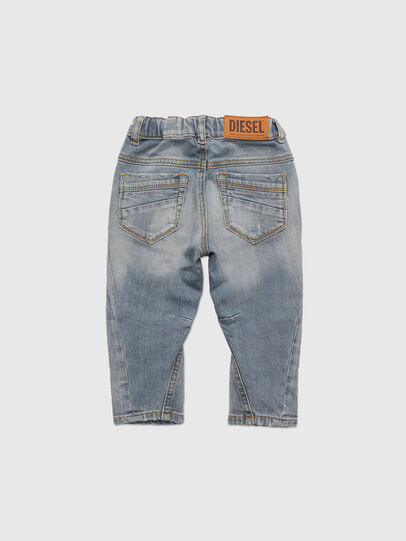 Diesel - FAYZA-NE B-N, Blu Chiaro - Jeans - Image 2