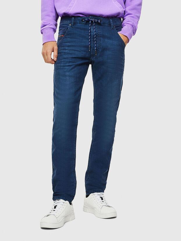 Krooley JoggJeans 0098H, Blu medio - Jeans