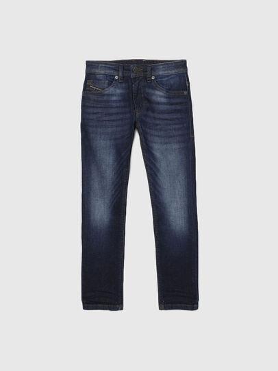 Diesel - THOMMER-J, Blu Scuro - Jeans - Image 1