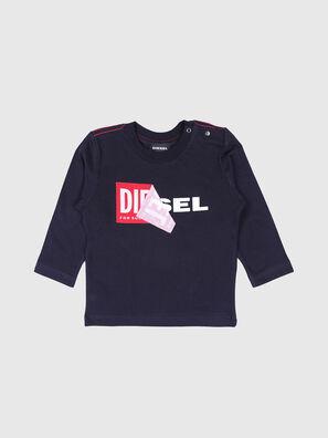 TOQUEB, Blu Navy - T-shirts e Tops