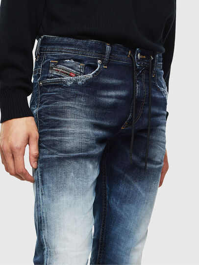 Diesel - Thommer JoggJeans 069KD, Blu Scuro - Jeans - Image 3