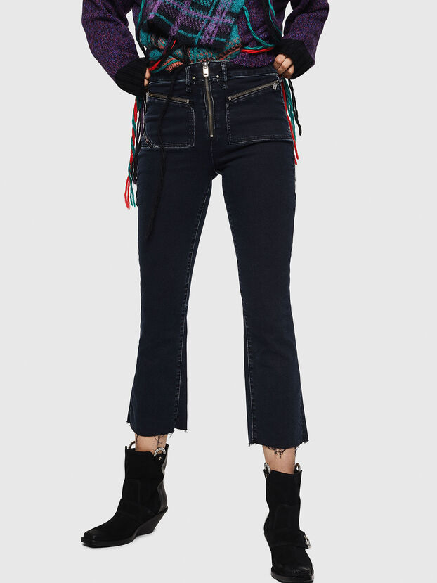 D-Earlie 069GL, Blu Scuro - Jeans