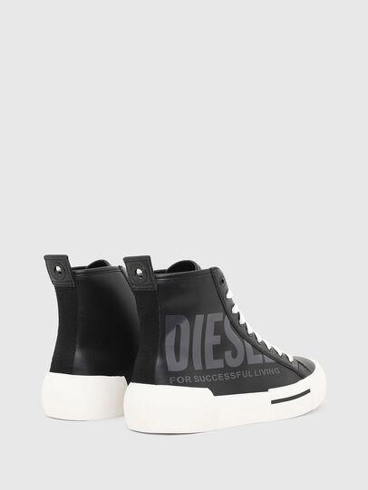 Diesel - S-DESE MID CUT W, Nero - Sneakers - Image 3