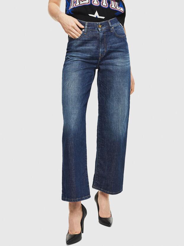 Widee 0090W, Blu Scuro - Jeans
