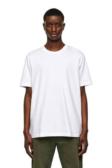 T-shirt Green Label con tasche 3D