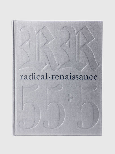 Diesel - Radical Renaissance 55+5 (signed by RR), Grigio - Libri - Image 3