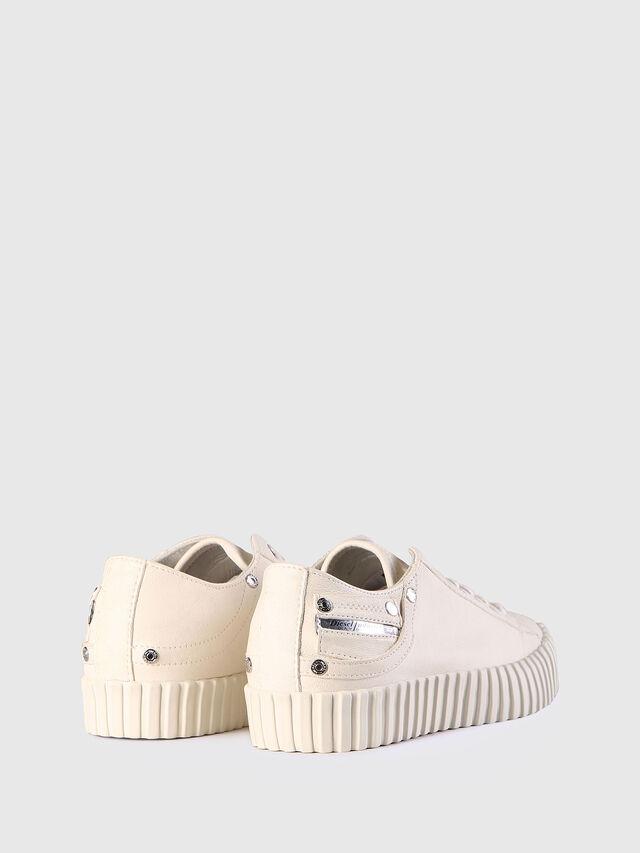 Diesel - S-EXPOSURE CLC W, Bianco - Sneakers - Image 3