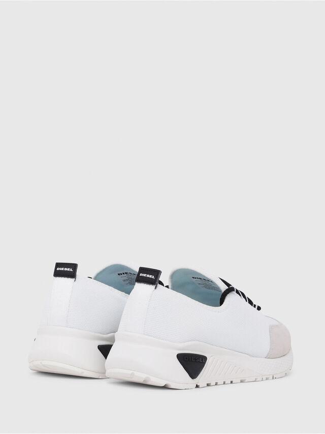 Diesel - S-KBY, Bianco - Sneakers - Image 3