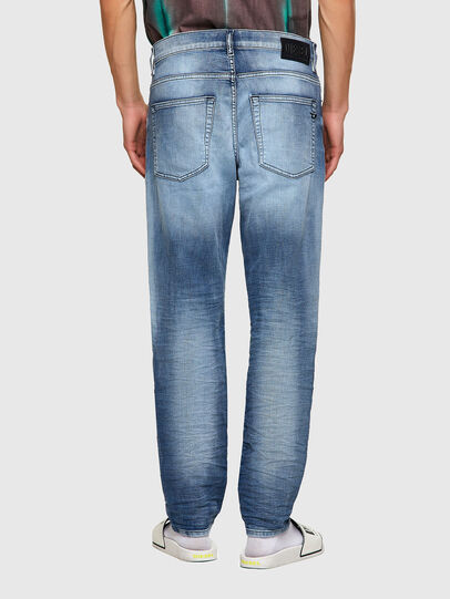 Diesel - D-Fining 009NS, Blu Chiaro - Jeans - Image 2