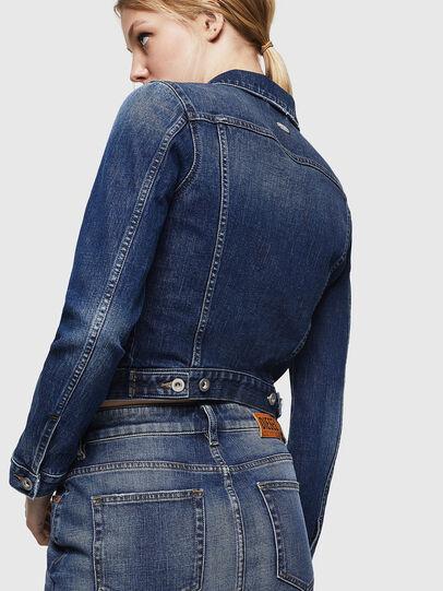 Diesel - DE-LIMMY, Blu Jeans - Giacche in denim - Image 2