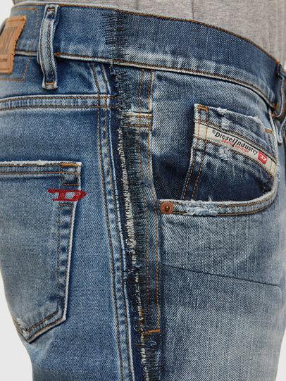 Diesel - D-Strukt 009GE, Blu medio - Jeans - Image 5