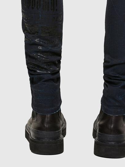 Diesel - D-REEFT JoggJeans® 069RB, Blu Scuro - Jeans - Image 6