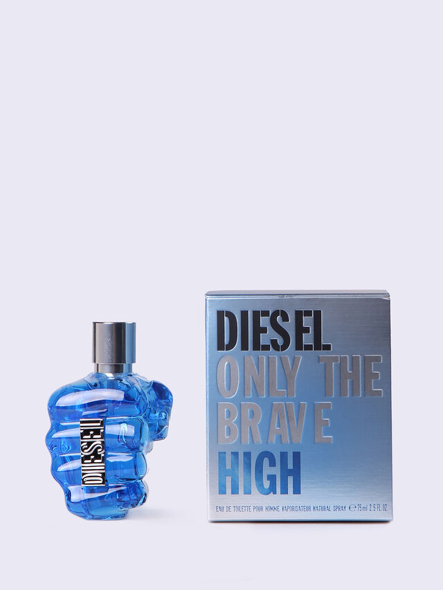 Diesel - ONLY THE BRAVE HIGH  75ML, Blu - Only The Brave - Image 1
