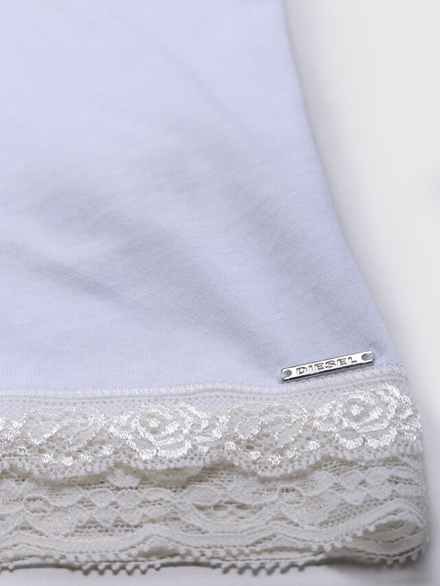Diesel - TAPUL, Bianco - T-shirts e Tops - Image 3