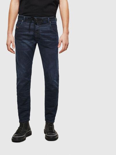 Diesel - Krooley JoggJeans 069MG, Blu Scuro - Jeans - Image 1