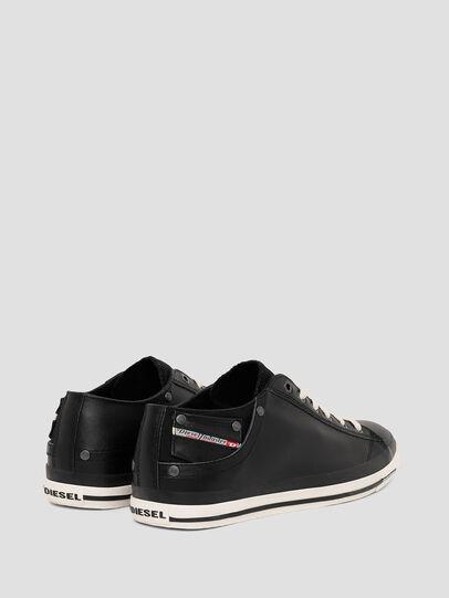 Diesel - EXPOSURE LOW I, Nero - Sneakers - Image 3