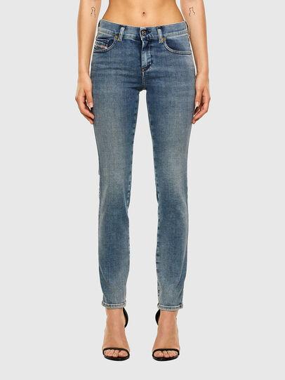 Diesel - Sandy 009AA, Blu medio - Jeans - Image 1