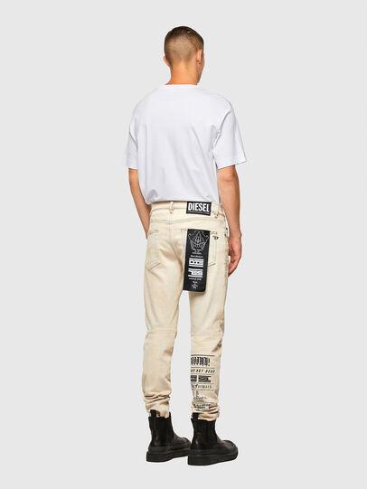 Diesel - D-Strukt 009KV, Bianco - Jeans - Image 7