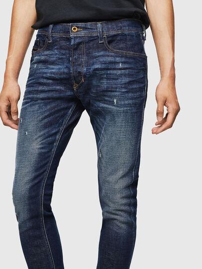 Diesel - Tepphar 087AT, Blu Scuro - Jeans - Image 3