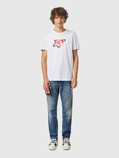 Diesel - T-DIEGOS-K24, Bianco - T-Shirts - Image 4