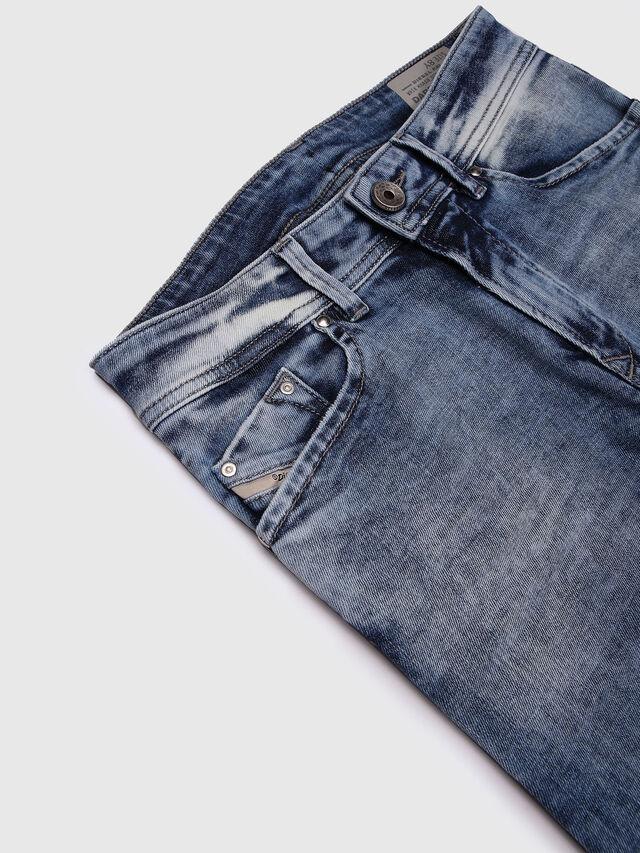 Diesel - DARRON-R-J-N, Blu Chiaro - Jeans - Image 3