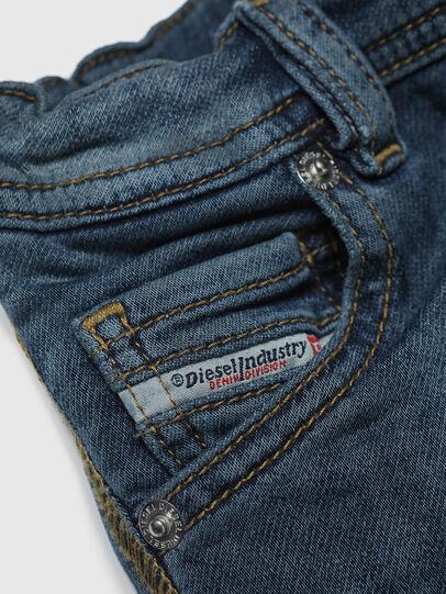 Diesel - KROOLEY-B JOGGJEANS-N, Blu Scuro - Jeans - Image 3