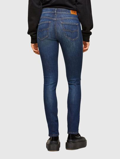 Diesel - Sandy 009HL, Blu Scuro - Jeans - Image 2