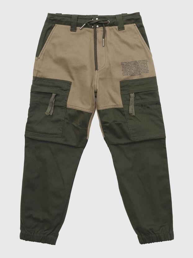 PLUKK, Verde Militare - Pantaloni