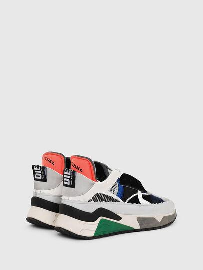 Diesel - S-BRENTHA DEC, Multicolor/Nero - Sneakers - Image 3