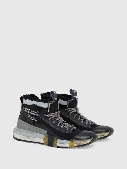 Diesel - H-PADOLA GL, Nero - Sneakers - Image 2