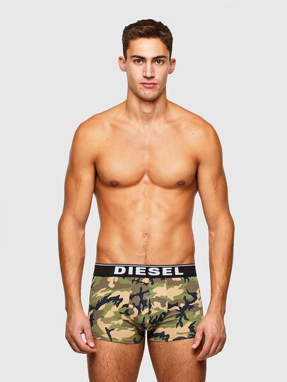Diesel - UMBX-DAMIENTHREEPACK, Nero/Verde - Boxer stretch - Image 2