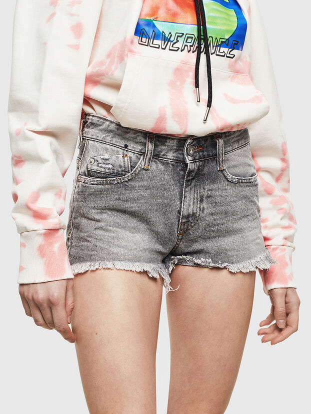 DE-RIFTY, Grigio - Shorts