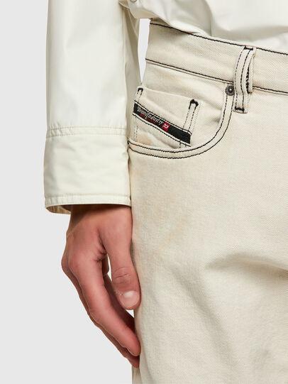 Diesel - D-Strukt 09A52, Bianco - Jeans - Image 4