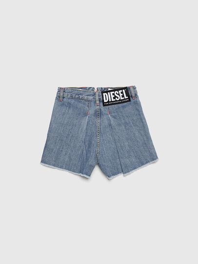 Diesel - PLARZY, Blu Chiaro - Shorts - Image 2