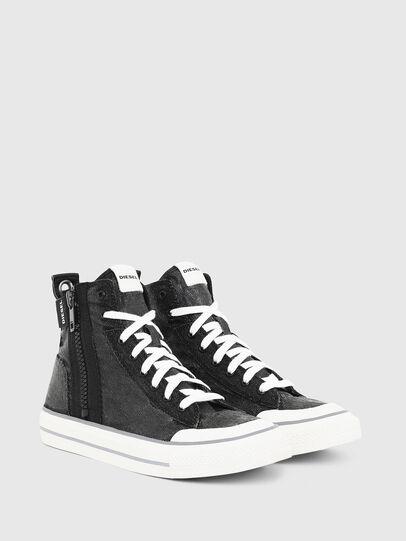 Diesel - S-ASTICO MID ZIP, Nero - Sneakers - Image 2