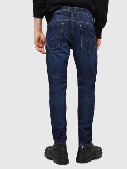 Diesel - Thommer 082AY, Blu Scuro - Jeans - Image 2