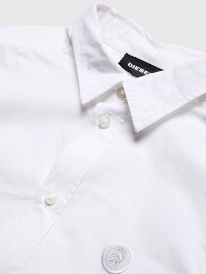 Diesel - CSBILL, Bianco - Camicie - Image 4